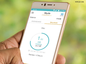 Hotstar is ahead of MyJio crossing 100 million downloads. JioTV, the TV app of Reliance Jio, recorded over 50 million downloads.