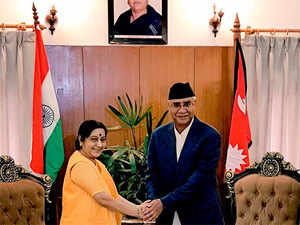 Nepal has benefited tremendously from its historic ties with India, said Sher Bahadur Deuba, adding that his government seeks to further strengthen the India-Nepal relations.