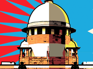 The apex court, while staying the whole rule, cited other clauses. For example, one clause barred a purchaser from selling the animal within six months.
