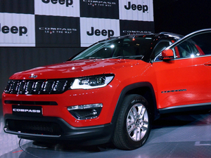Jeep recently launched its SUV, the Compass, in India.