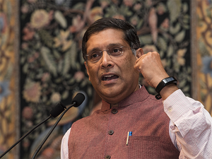 """""""This (Economic Survey) is a technical assessment which says what could be the potential scope for rate cuts,""""  CEA Arvind Subramanian said."""