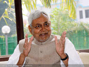 Nitish Kumar is the Janata Dal-United national president and said to fully control the party in Bihar.