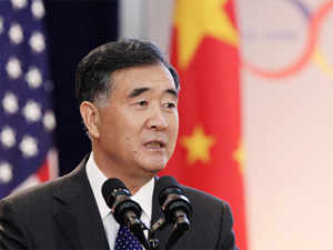 As a member of the Politburo of the Central Committee of the Communist Party, Wang is among the top leaders in China.