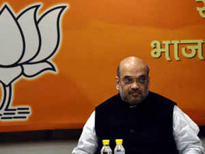 Amit Shah is scheduled to interact with partymen at various levels and expected to give a pep talk to senior leaders to remain united, as the open bickerings between some of its leaders until recently had embarrassed the party.