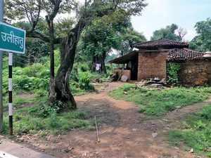 Ulihatu, the village where Birsa Munda was born in 1875.