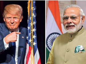Most Indian Americans have traditionally been Democrats, but for the first time in a long time there was a large swing towards the Republican Party, perhaps swayed by Trump's promise to eradicate terrorism.