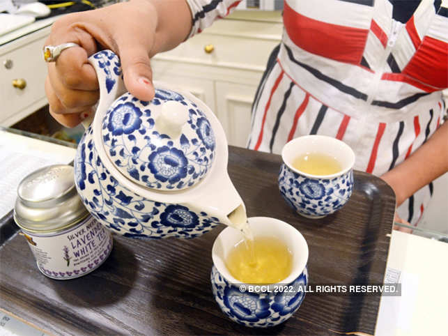 Tea is the best way to get your hit of caffeine as it has half the amount of coffee and is packed with a variety of health-boosting polyphenols and antioxidants.