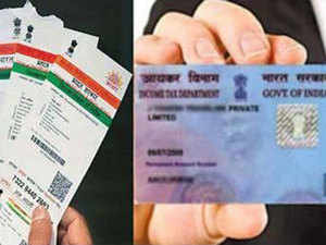 There are about 30 crore PAN numbers allotted, while Aadhaar has been alloted to about 115 crore people.