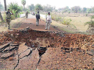 Today's blast was preceded by another IED explosion in the Indo-Myanmar border town of Moreh yesterday.  Representative Image