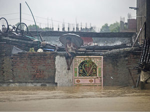 Heavy rains have lashed Nepal for the last three days causing flooding and landslides.