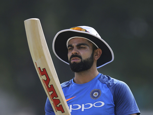 Virat Kohli was not rested for the series, contrary to media reports earlier this week.