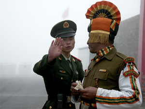 With this meeting, India was aiming to ensure peace along the Line of Actual Control (LAC).
