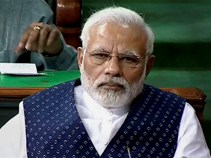 PM Narendra Modi had asked party MPs during the session to take out a sankalp (pledge) yatra and inform people about the Centre's fight against corruption, terrorism and poverty.