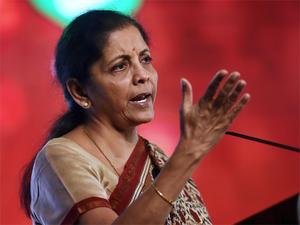 Nirmala Sitharaman held extensive consultations in the last few months to get the right picture on the issue.