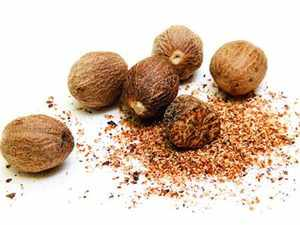 Kerala accounts for half of India's nutmeg production, which is estimated to be around 14,000 tonnes. Tamil Nadu and Karnataka are the other major producers.