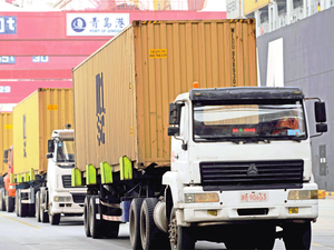India has about 12 lakh trucks with national permits and almost the same number, with interstate permits.
