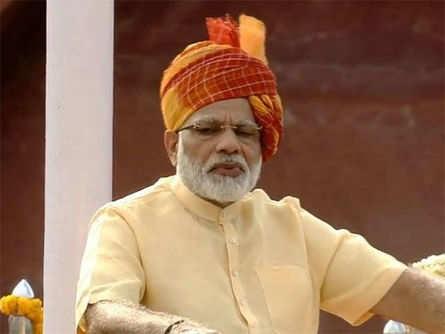 Image result for Amid criticism, PM modi