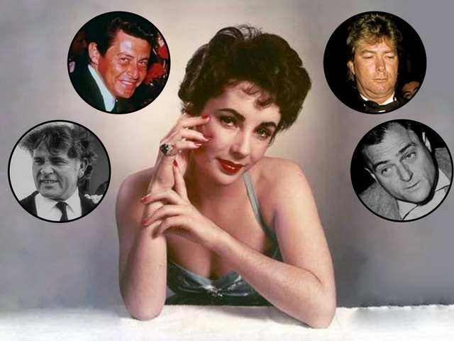 Richard Burton The Many Marriages Of Elizabeth Taylor Everything You Wanted To Know About Her Seven Husbands The Economic Times