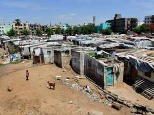 The Centre has set the target of two crore houses for the houseless in the next five years.