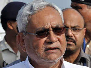 Nitish made special reference to the works he has done for minorities in the past, to placate those Muslims who might have become suspicious of his move to join hands with the BJP.