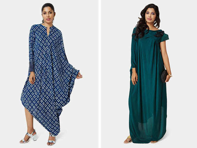 Monsoon style check: Lots of chiffons and georgettes in bright colours