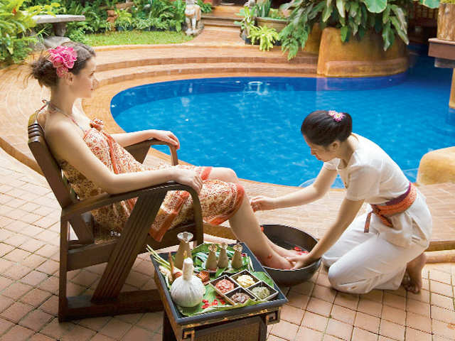 Tired of your job and need to de-stress? Bangkok has everything you need to rejuvenate