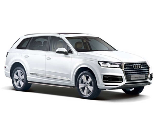 Audi Launches Design Editions Of Suv Q7 And A6 Sedan At Rs 81 99 Lakh 56 78 Respectively