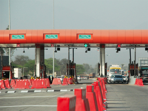 NHAI chairman said that from October 1, all lanes of all 371 NHAI toll plazas in the country will become FASTag enabled.