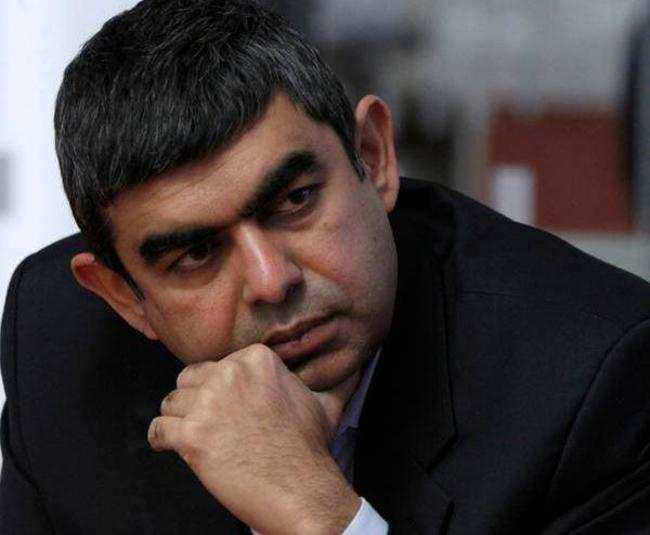 Infosys: Unlucky 13% intraday plunge for stock as 'distracted' CEO quits