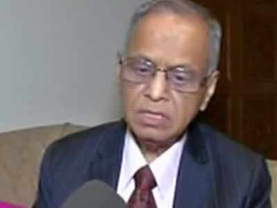 Post Sikka's Infosys exit, NRN Murthy emphasises on fair corporate governance