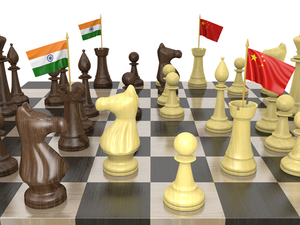 Sino-India frictions raise potential for open conflict: CRS
