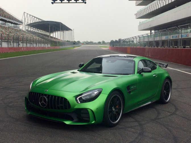 Speed Et Mercedes Amg Gt