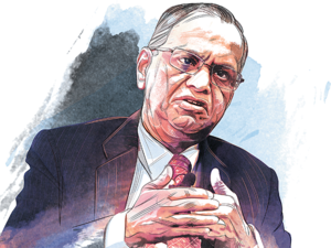 Murthy is being accused by many of hurting Infosys' morale with his constant attacks.