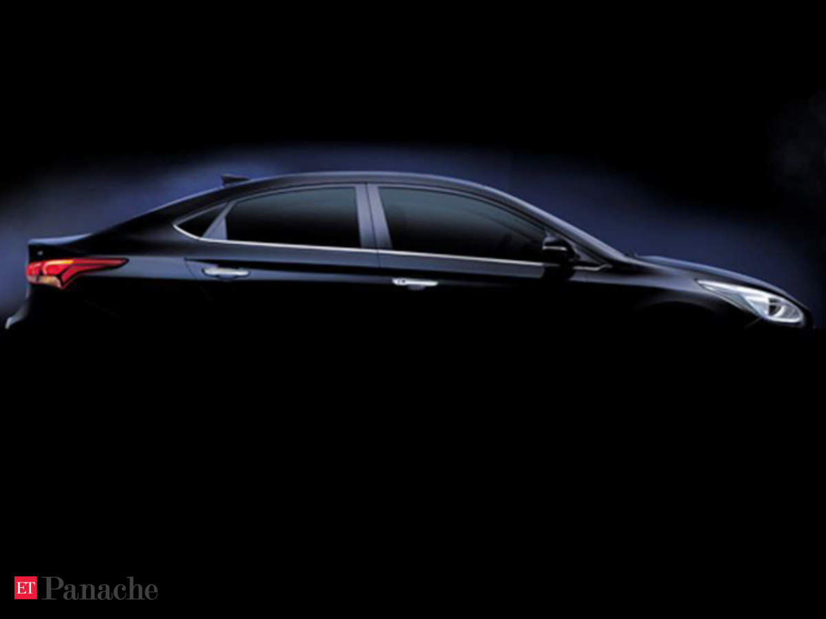 Hyundai introduces the next-generation Verna at Rs 7.99 lakh - The Economic  Times
