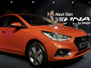 New Delhi Hyundai Motor India Today Sought Clarity From The Government On Extra Cess Planned To Be Levied Large Cars And Suvs While Asking How A