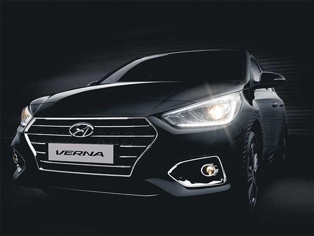 Hyundai Verna 2017 Hyundai Launches Next Gen Verna Priced At Rs