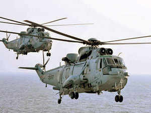 Navy issues request for information for procurement of 234 helicopters