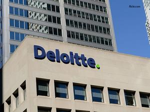 Deloitte: Deloitte close to mega office-space deal in Bengaluru
