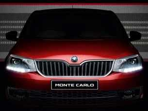 Skoda launches the Monte Carlo edition of its mid-size sedan Rapid
