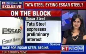 Tata Steel, top global suitors eye Essar Steel under IBC regime