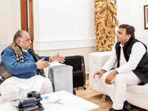 Confusion over SP's ties with rival BSP seems to have marred the party's credibility.