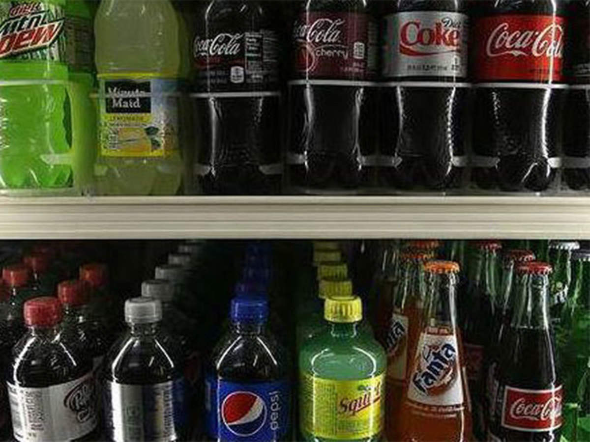aerated drinks: Coca-Cola, PepsiCo hit hard by slow growth