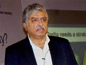 Nilekani was awarded one of India's highest civilian honours, the Padma Bhushan.