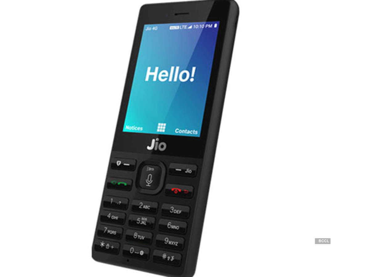 f1e9c55ff Jio phone booking  Jio 4G phone booking starts  Here is how you can book