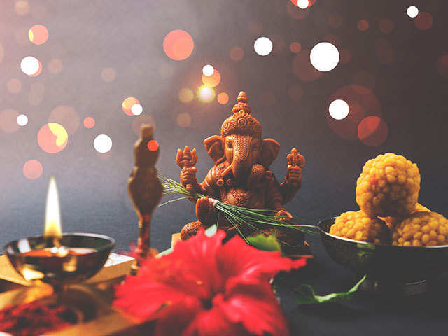 Go Green - Decor Done Right! Five Easy Steps To Add To Your Ganesh ...