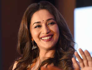 Madhuri Dixit to produce a Marathi film