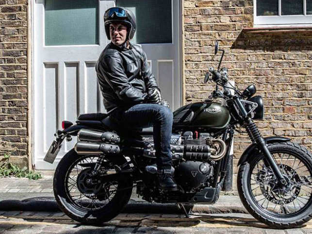 Triumph Motorcycles launches new Street Scrambler for Rs 8.10 lakh ...