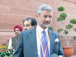 Dokalam standoff didn't figure in Modi-Deuba talks: Jaishankar
