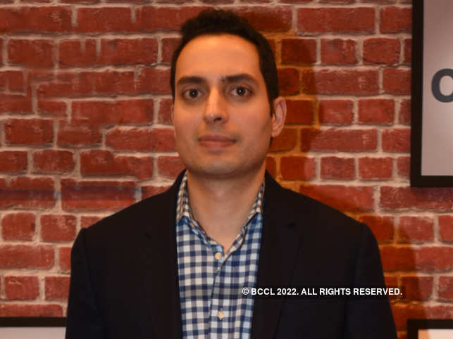 Snapdeal's Chief Strategy and Investment officer, Jason Kothari.