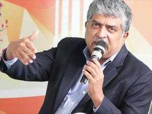 I got my first job with him and he has made extraordinary contributions to India, said Nandan Nilekani about NRN.